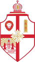 Coptic Orthodox Diocese of London Logo
